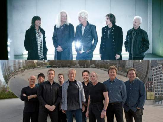 REO Speedwagon and Chicago