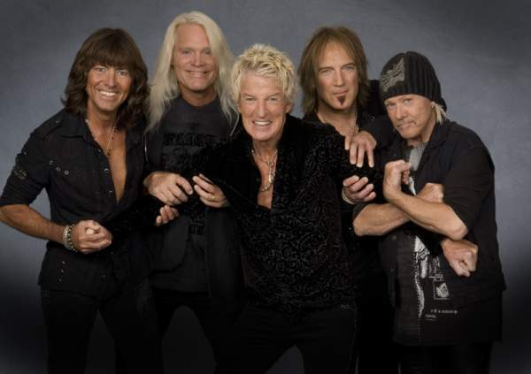 REO Speedwagon Tour Dates 2012 Announced